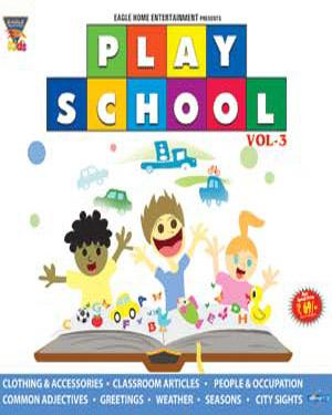 PLAY SCHOOL VOL.3 poster
