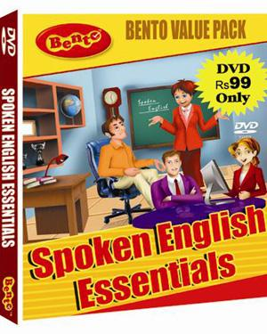 SPOKEN ENGLISH ESSENTIALS poster