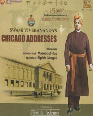 Swami Vivekanandas Chicago Addreses poster
