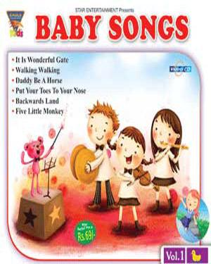 BABY SONGS VOL.1 poster