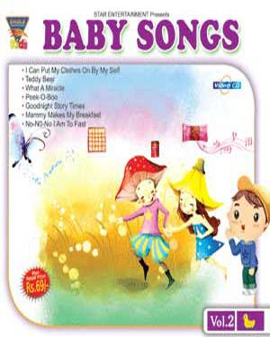 BABY SONGS VOL.2 poster