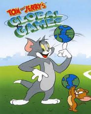 Tom and Jerry - Global Games poster