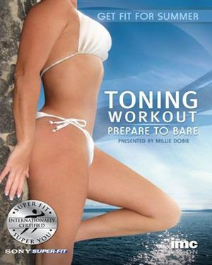 Toning Workout - Prepare to Bare poster