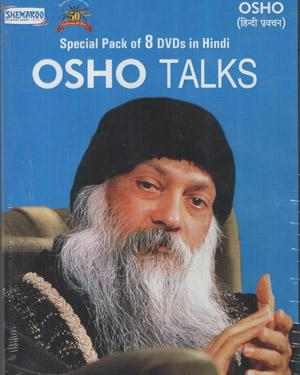 OSHO TALKS SPECIAL PACK OF 8DVD  poster