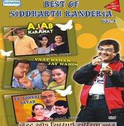 Best of Siddharth Randeria Vol 4    DVD
