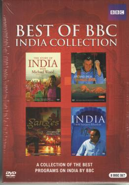 BEST OF BBC INDIA COLLECTION DVD