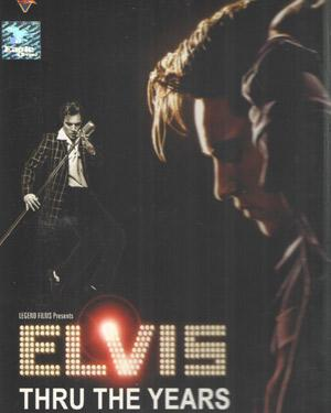 ELVIS THRU THE YEARS poster