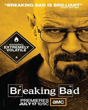 Breaking Bad - The Complete Sixth Season poster