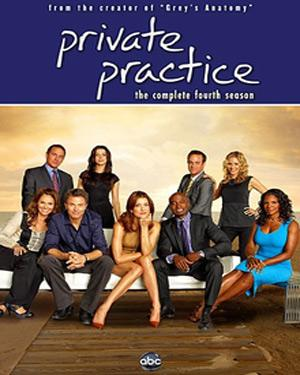 Private Practice Season 4 poster