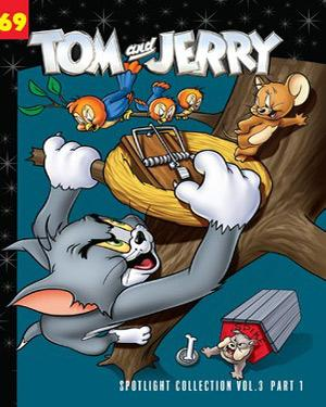 Tom And Jerry Spotlight Collection - Vol. 3 (Part 1) poster