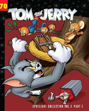 Tom And Jerry Spotlight Collection - Vol. 3 (Part 2) poster