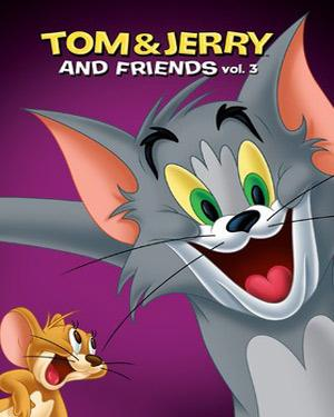Tom And Jerry And Friends - Vol. 3 poster