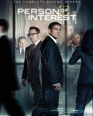 Person of Interest Season 2 poster