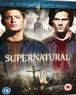 Supernatural Season 4 poster