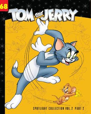 Tom And Jerry Spotlight Collection - Vol. 2 (Part 2) poster
