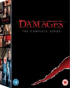 Damages - Complete 1 - 5 Season poster