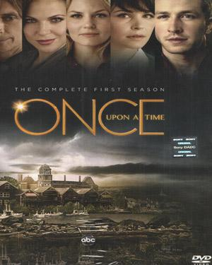 Once Upon A Time - The complete First Season poster