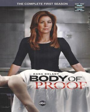 BODY OF PROOF - The Complete First Season poster