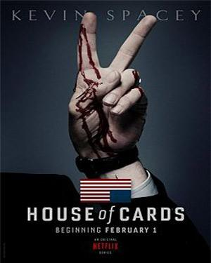 House of Cards - Season 1 poster