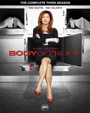 BODY OF PROOF SEASON 3 poster