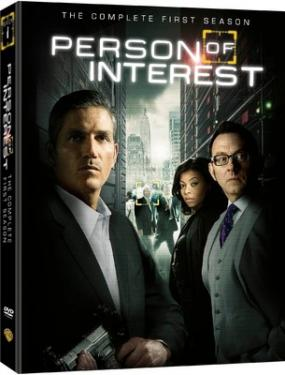 Person of Interest - The Complete Season 1 poster