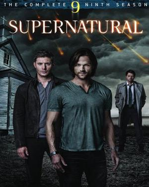 Supernatural -The Complete Ninth Season poster