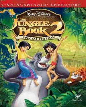 Jungle Book 2 The Special Edition poster