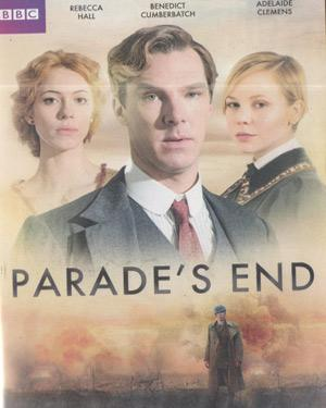Parades End poster