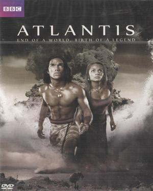 Atlantis - End of a World Birth of a Legend poster
