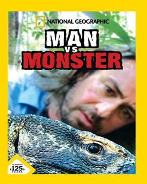 Man vs Monster Season - 1 poster