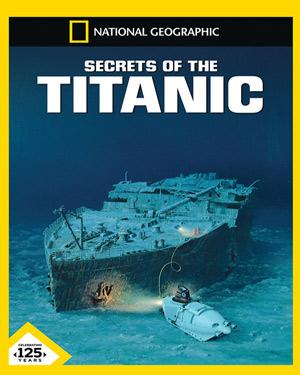 Secrets of the Titanic poster