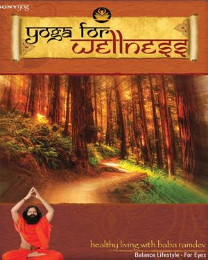 Yoga for Wellness - Balance Lifestyle - For Eyes poster