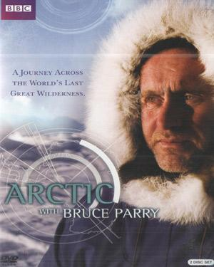 ARCTIC with BRUCE PARRY poster