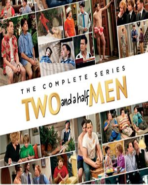 Two and A Half Men The Complete Collection poster