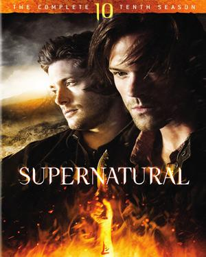 Supernatural: The Complete Tenth Season poster