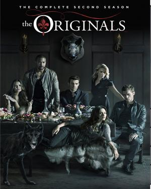 The Originals: The Complete Second Season poster