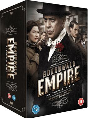 Boardwalk Empire - The Complete Series poster
