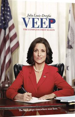 Veep - The Complete First Season poster