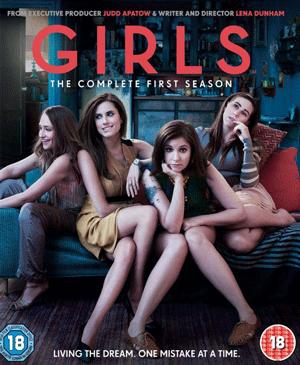 Girls - The Complete First Season poster