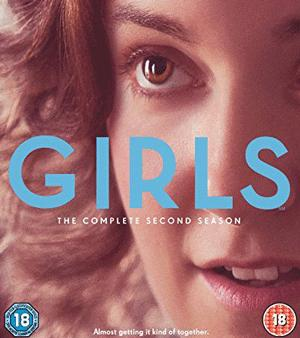 Girls - The Complete Second Season poster
