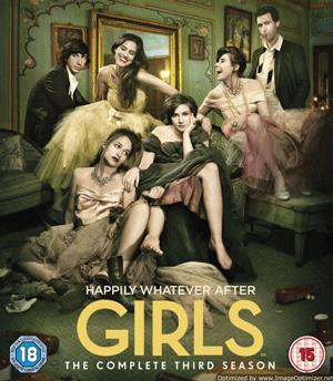 Girls - The Complete Third Season poster
