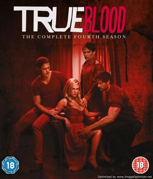 True Blood -The Complete Fourth Season poster