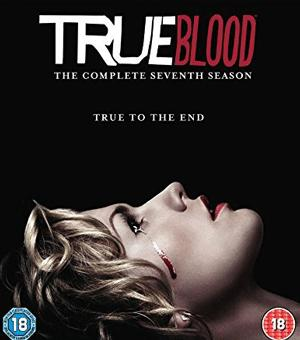 True Blood -The Complete Seventh Season poster