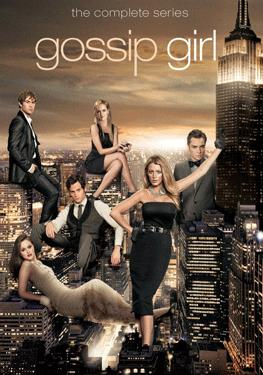 Gossip Girl -The Complete Series Collection poster