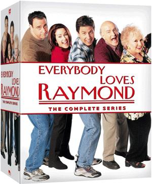 Everybody Loves Raymond - The Complete Series Collection poster