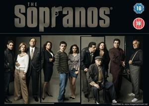 The Sopranos -The Complete Series Collection poster