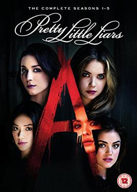 Pretty Little Liars -The Complete Season 1-5 poster