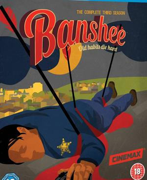 Banshee - The Complete Third Season poster
