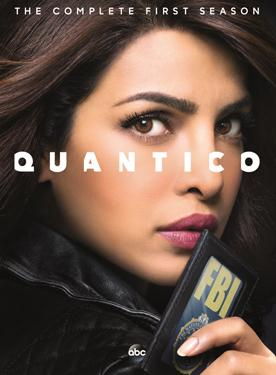 Quantico - The Complete First Season poster