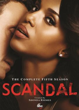 Scandal - Season 5 poster